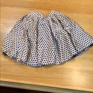 Carolina zapf New York ~ Stunning Skirt 100% Sz 12